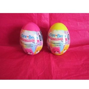 Other - 2 Care Bears surprise eggs